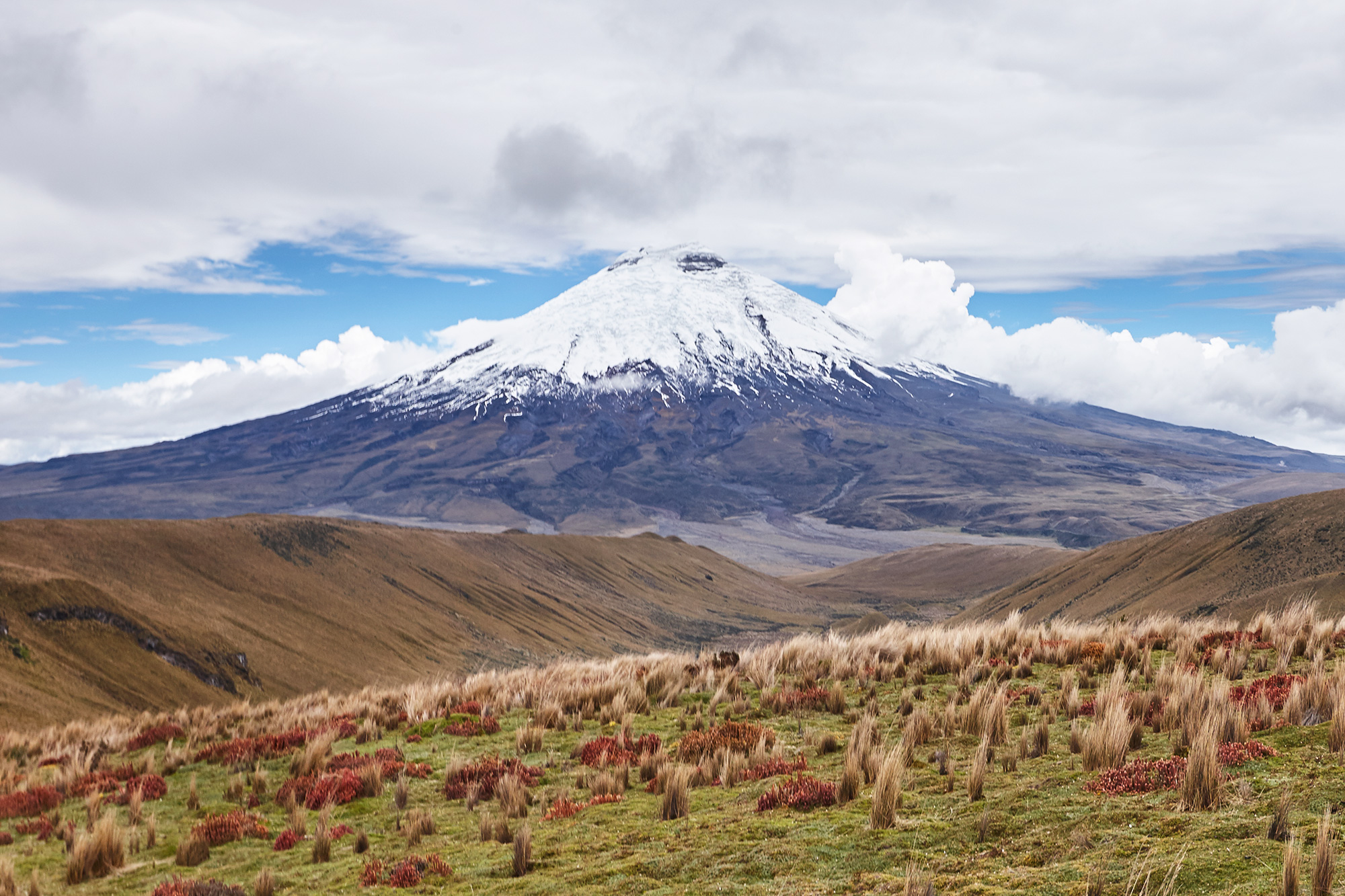 Cotopaxi Hiking Tour: Adventure Trail