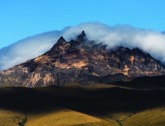 Highlights of the Andes