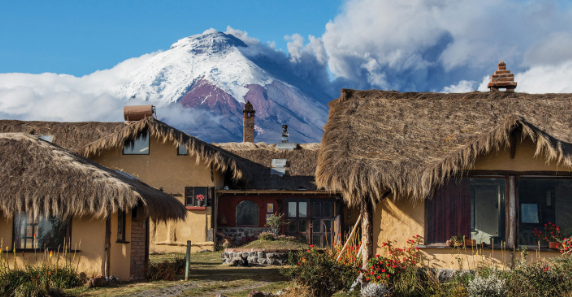 Cotopaxi – Chilcabamba Lodge 3D/2N