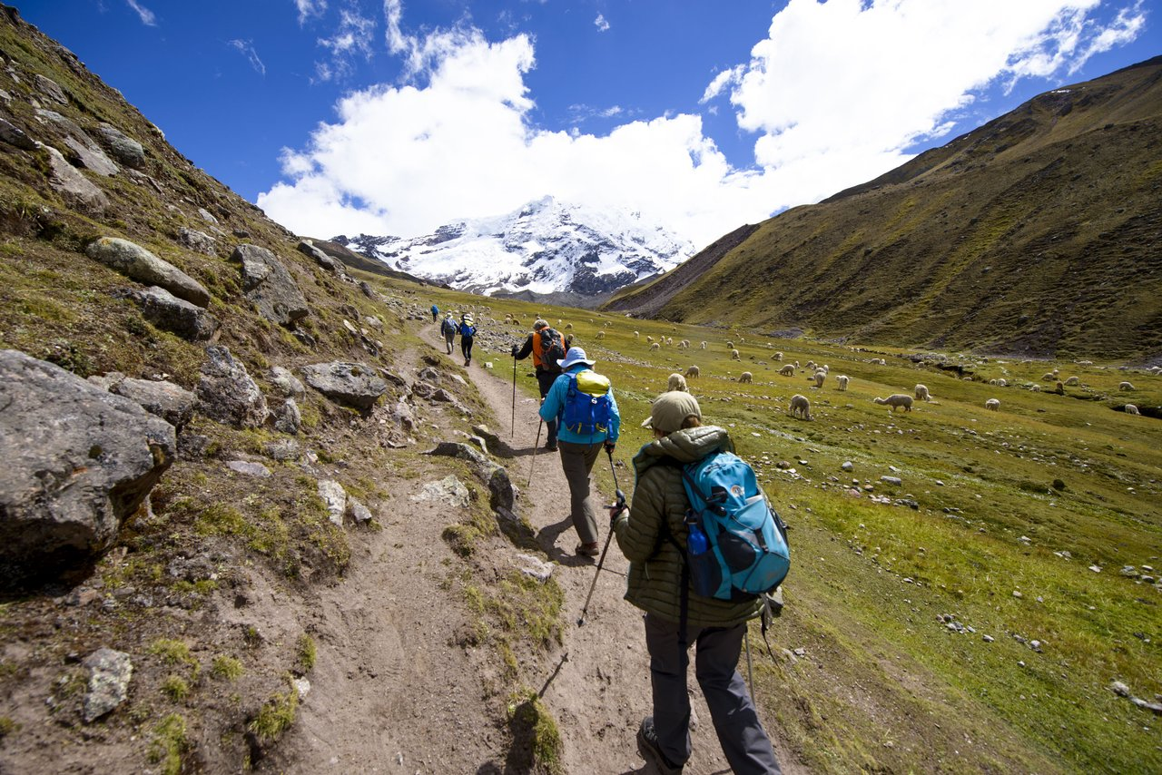 Andean Hikes and Cotopaxi Volcano