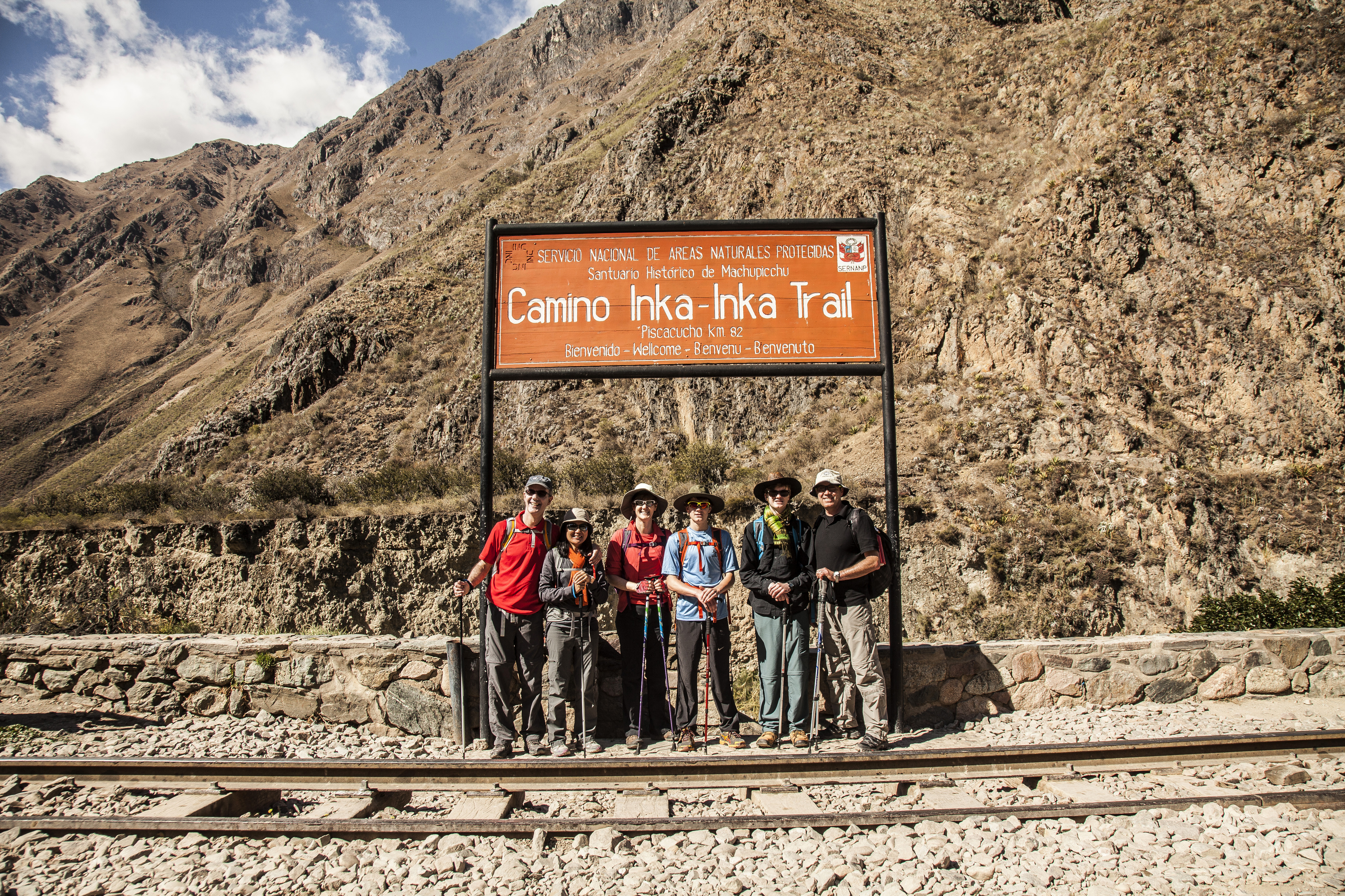 4D/3N CLASSIC INCA TRAIL TO MACHU PICCHU   PRIVATE SERVICE  Copy