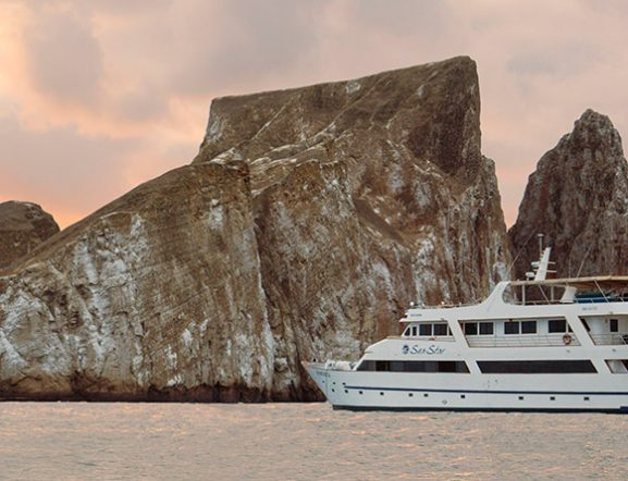M/Y Galapagos Sea Star Journey