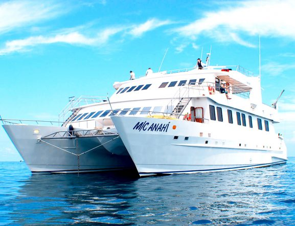 Yacht Anahi 5d-4n-Special Departure Jan 22 to 26  2021 (5D/4N) ITINERARY A2